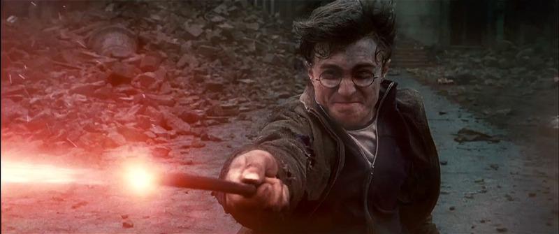 harry potter insygnia śmierci 1 dubbing